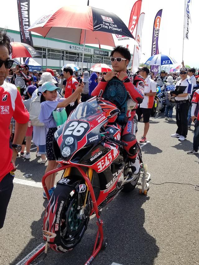 画像7: JSB1000決勝レース(レース2)は チームHRC高橋巧選手の独走状態でした!