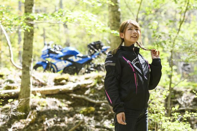 画像4: 葉月美優さん本人によるレポートはこちらからご覧いただけます。