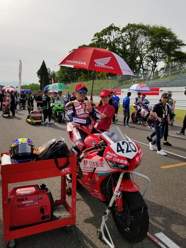 画像12: 最後は、ST600決勝レースです!