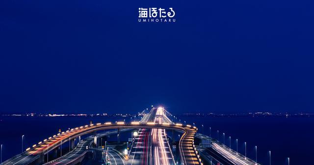 画像: 海ほたる~東京湾に浮かぶパーキングエリア