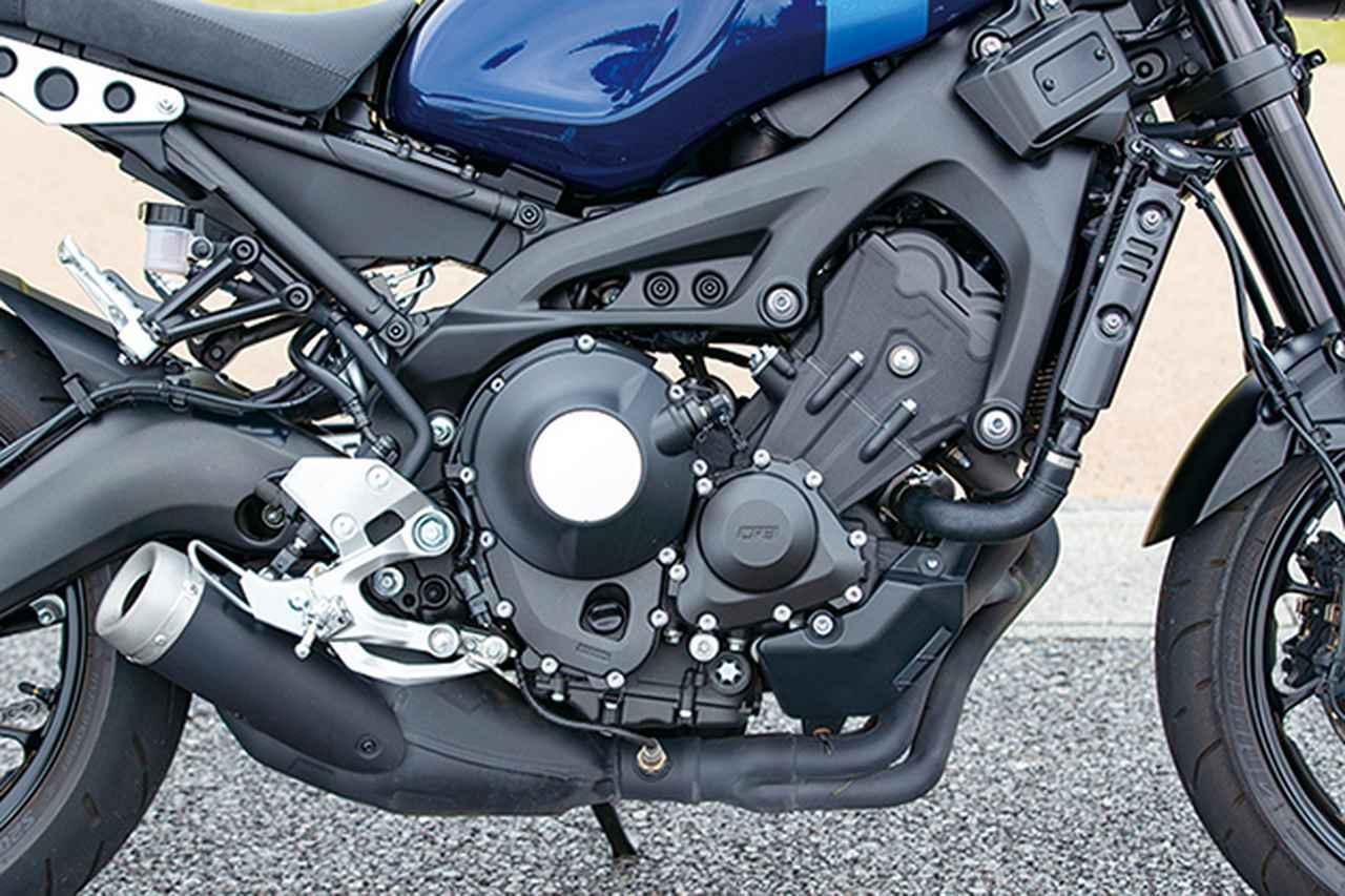 Images : 8番目の画像 - 「独自の個性が輝く最新鋭ヘリテイジ・スポーツ『YAMAHA XSR900』#魅惑のネオクラシックBRAND」のアルバム - LAWRENCE - Motorcycle x Cars + α = Your Life.