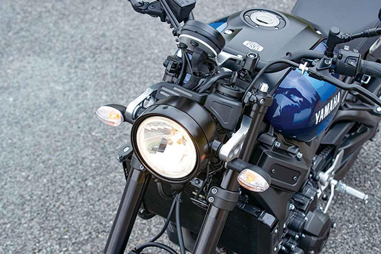 Images : 6番目の画像 - 「独自の個性が輝く最新鋭ヘリテイジ・スポーツ『YAMAHA XSR900』#魅惑のネオクラシックBRAND」のアルバム - LAWRENCE - Motorcycle x Cars + α = Your Life.