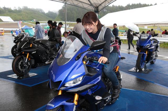 画像: 最近、このショルダーバックでどこでも出かける私。 全日本ロードレース選手権SUGOの帰りもこれを肩にかけてバイクに乗っていたら、色んな人に見つかりました(笑)