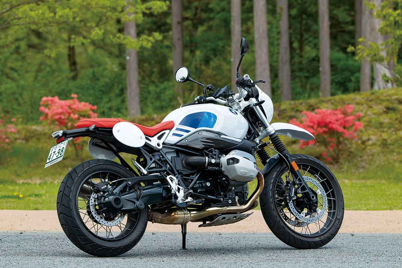 Images : 2番目の画像 - 「空油冷フラットツインの魅力を伝承するシリーズ『BMW RnineT  URBAN G/S』#魅惑のネオクラシックBRAND」のアルバム - webオートバイ