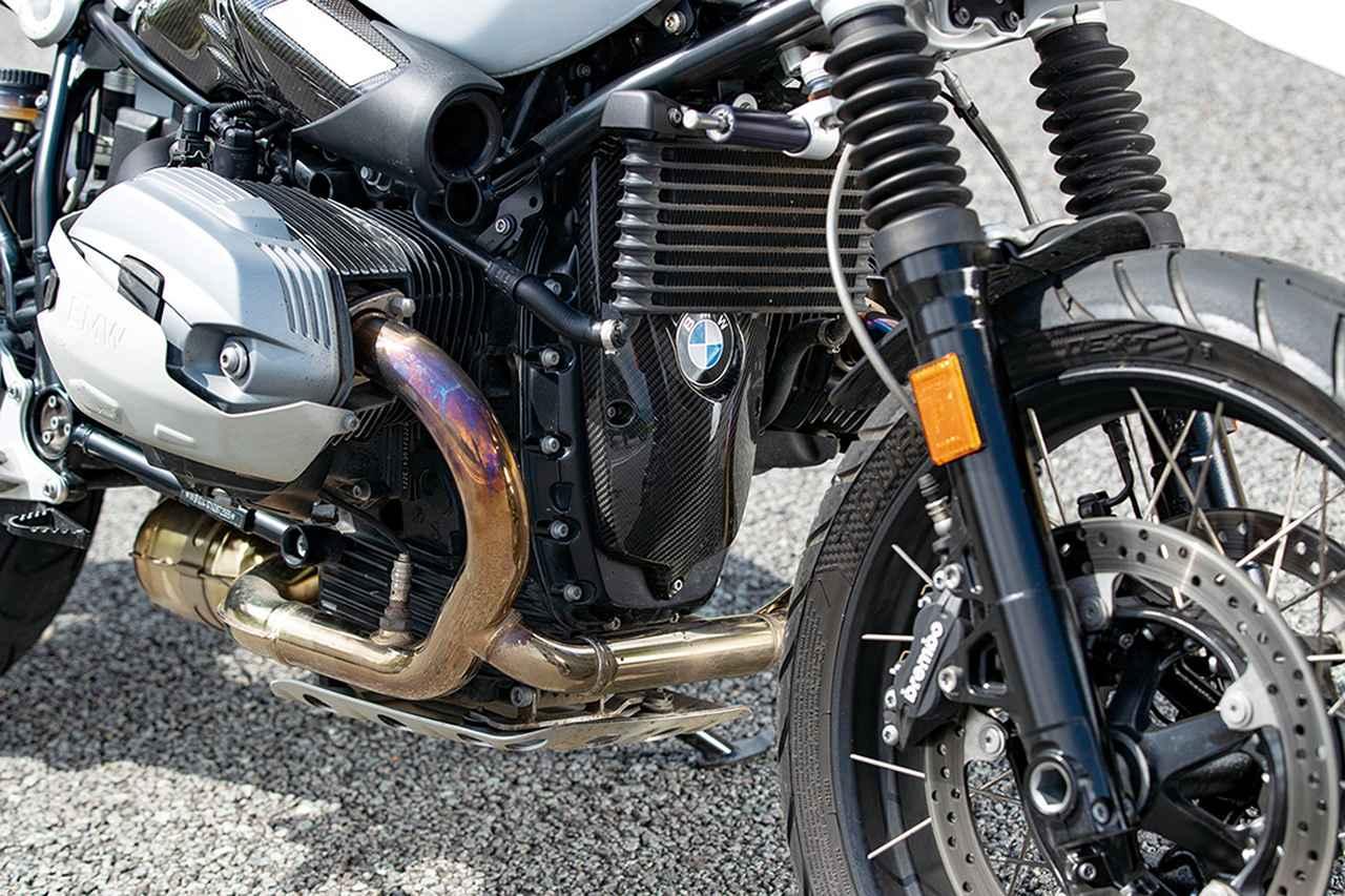 Images : 5番目の画像 - 「空油冷フラットツインの魅力を伝承するシリーズ『BMW RnineT  URBAN G/S』#魅惑のネオクラシックBRAND」のアルバム - webオートバイ