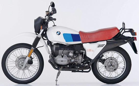 画像: THE ORIGIN  R80 G/S 1980年