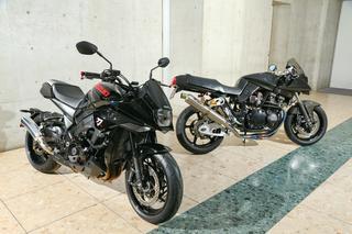 ヨシムラ1135R & KATANA1000