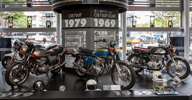 画像: Honda ウエルカムプラザ青山|「CB」誕生60周年記念イベント 「CBと駆け抜けた時代」展 / CB60周年記念・スペシャルトークショー