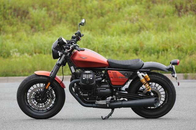 画像: バイクが長く見える! (*⊃︎∀︎⊂︎*)♪