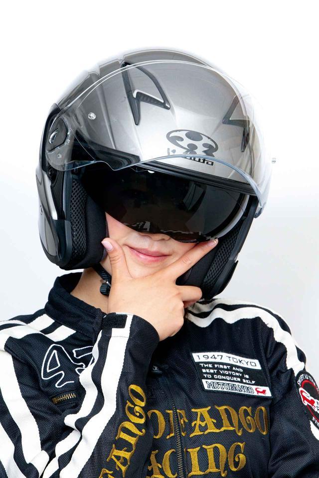 画像: 普段使いでの快適性を徹底追求「Kabuto EXCEED(エクシード)」 - webオートバイ