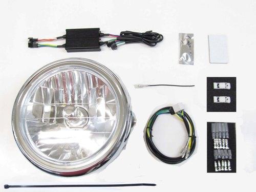 画像: 『モンキー125専用マルチリフレクターLEDバルブヘッドライト発売開始です。』