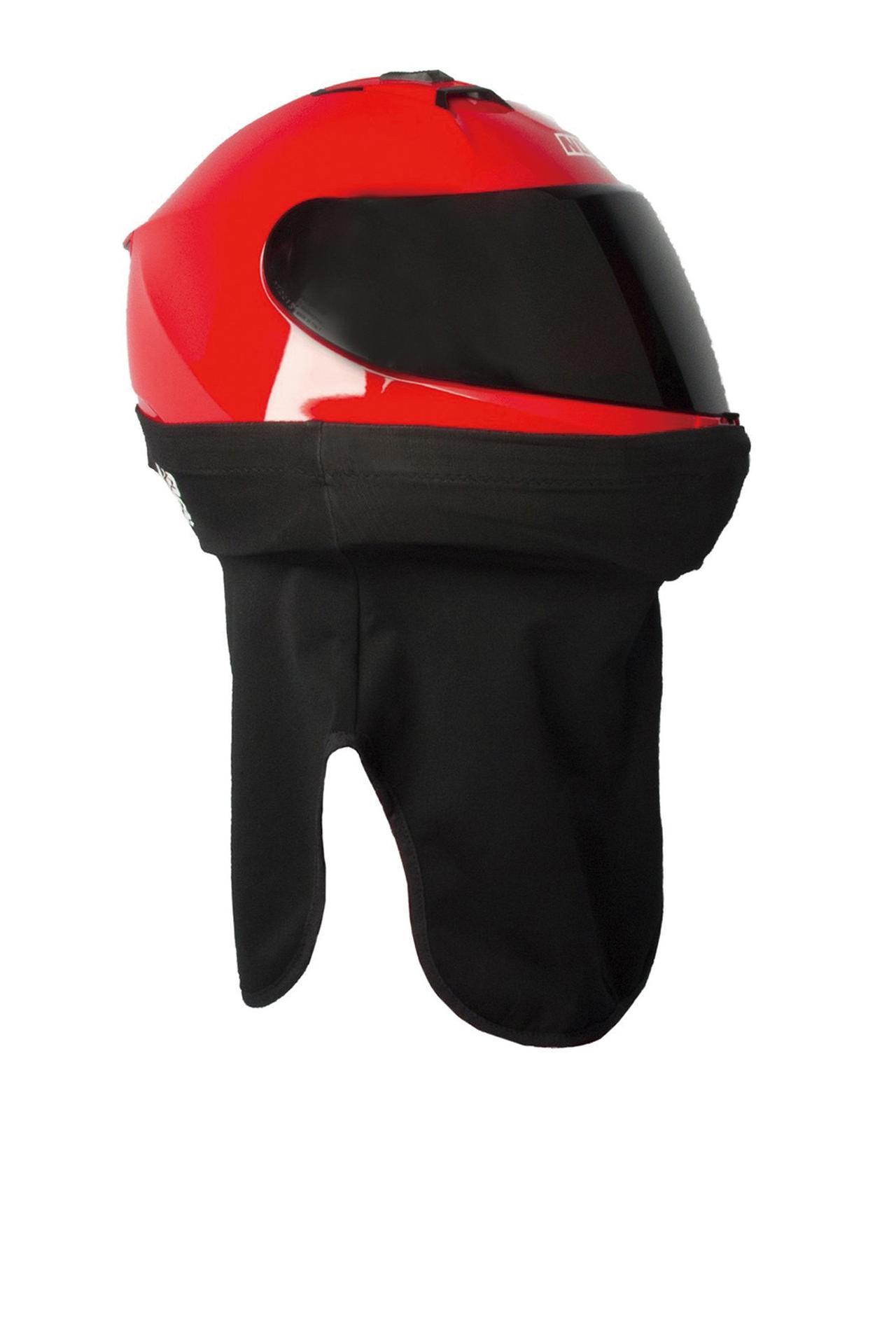 画像: OJF059 OJ BLOCK ヘルメットTUBE 価格:5378円 [カラー] ブラック [サイズ] フリー