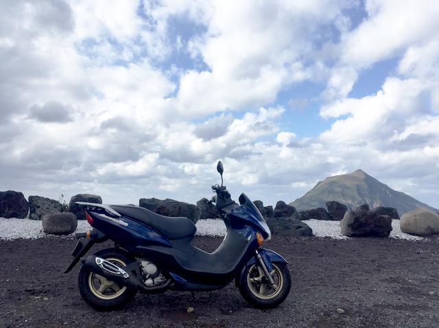 画像7: 可愛らしい風景、八丈小島を目指して出発!