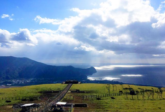画像3: 可愛らしい風景、八丈小島を目指して出発!