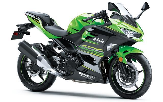 画像: 対象モデル一例:カワサキ Ninja 400 KRT EDITION