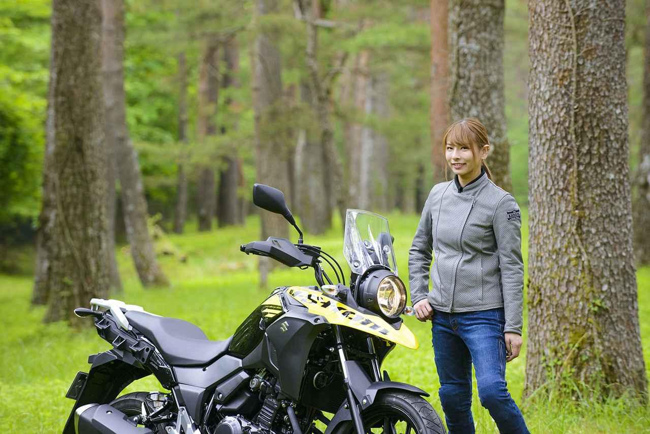 画像4: SUZUKI V-Strom 250/V-Strom 250 ABS 主なスペックと価格