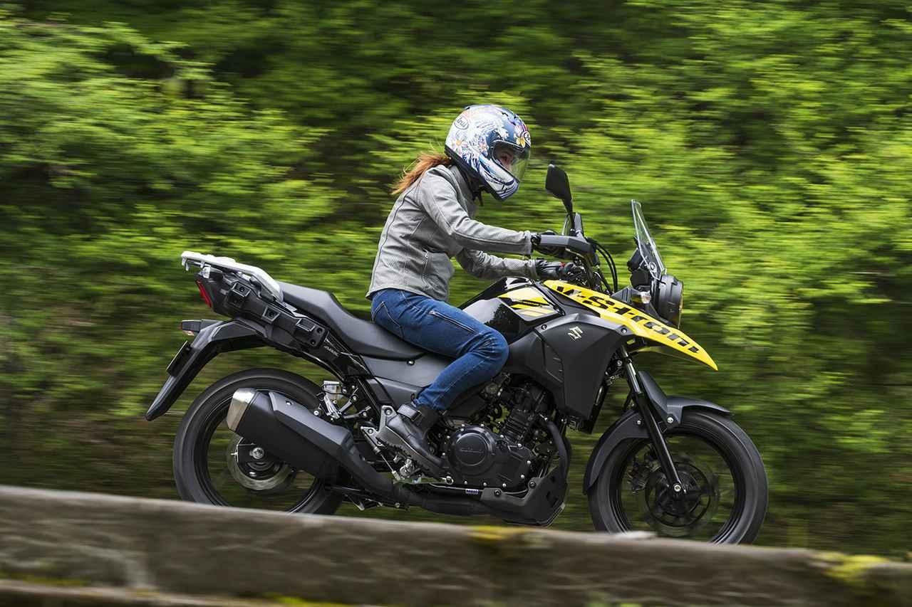 画像5: SUZUKI V-Strom 250/V-Strom 250 ABS 主なスペックと価格