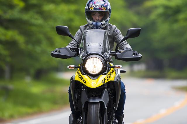 画像3: SUZUKI V-Strom 250/V-Strom 250 ABS 主なスペックと価格