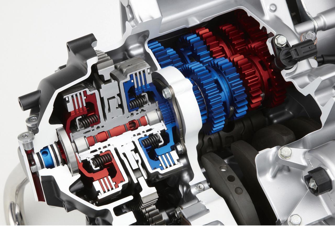 画像1: デュアル・クラッチ・トランスミッションを搭載したNCシリーズ