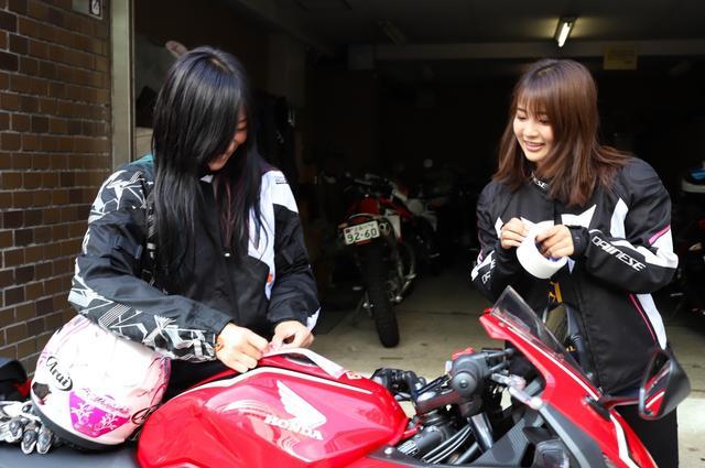 画像3: 今回のツーリングは、栃木方面へ♪
