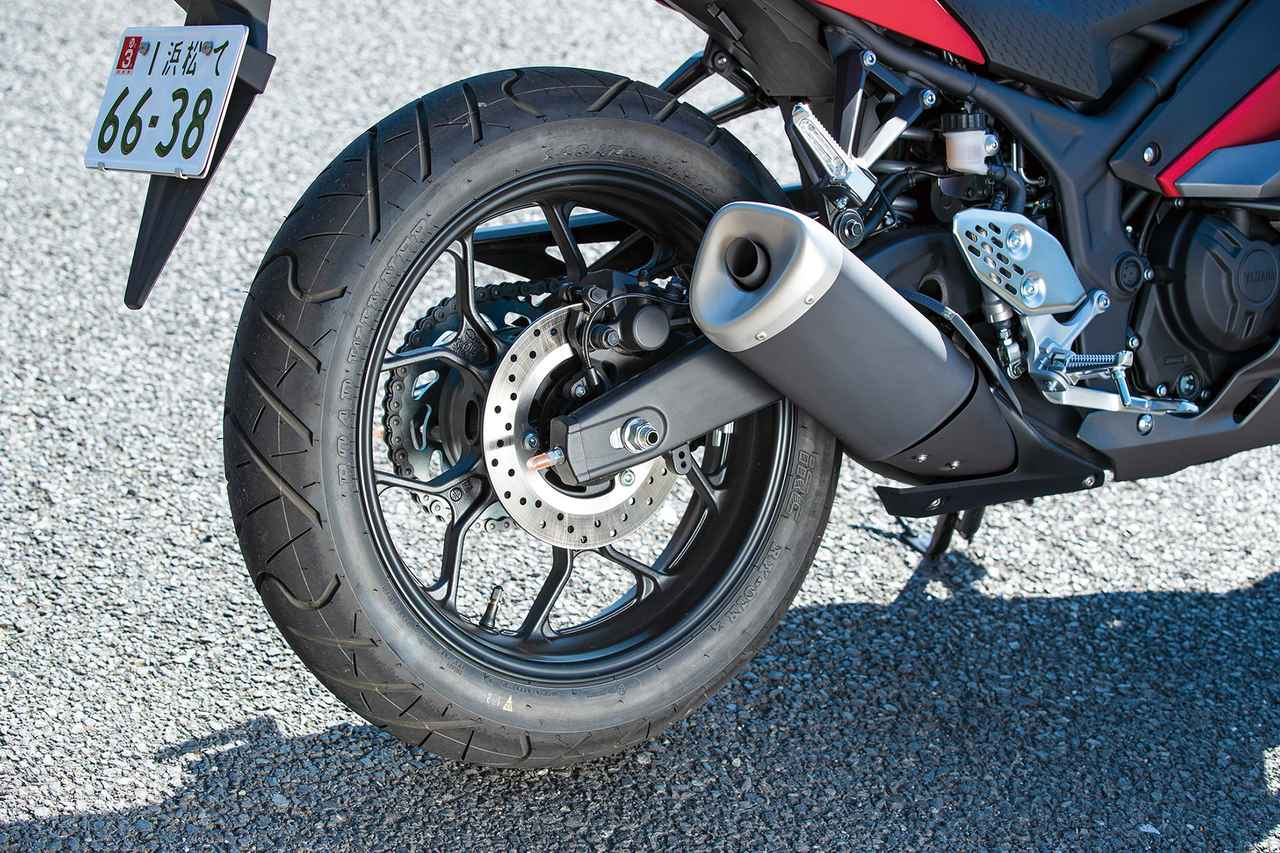 Images : 3番目の画像 - 「【比較試乗】新型R25登場でますます充実!乗って楽しい本格スポーツ『NINJA250 / YZF-R25 / CBR250RR / GSX250R』」のアルバム - webオートバイ