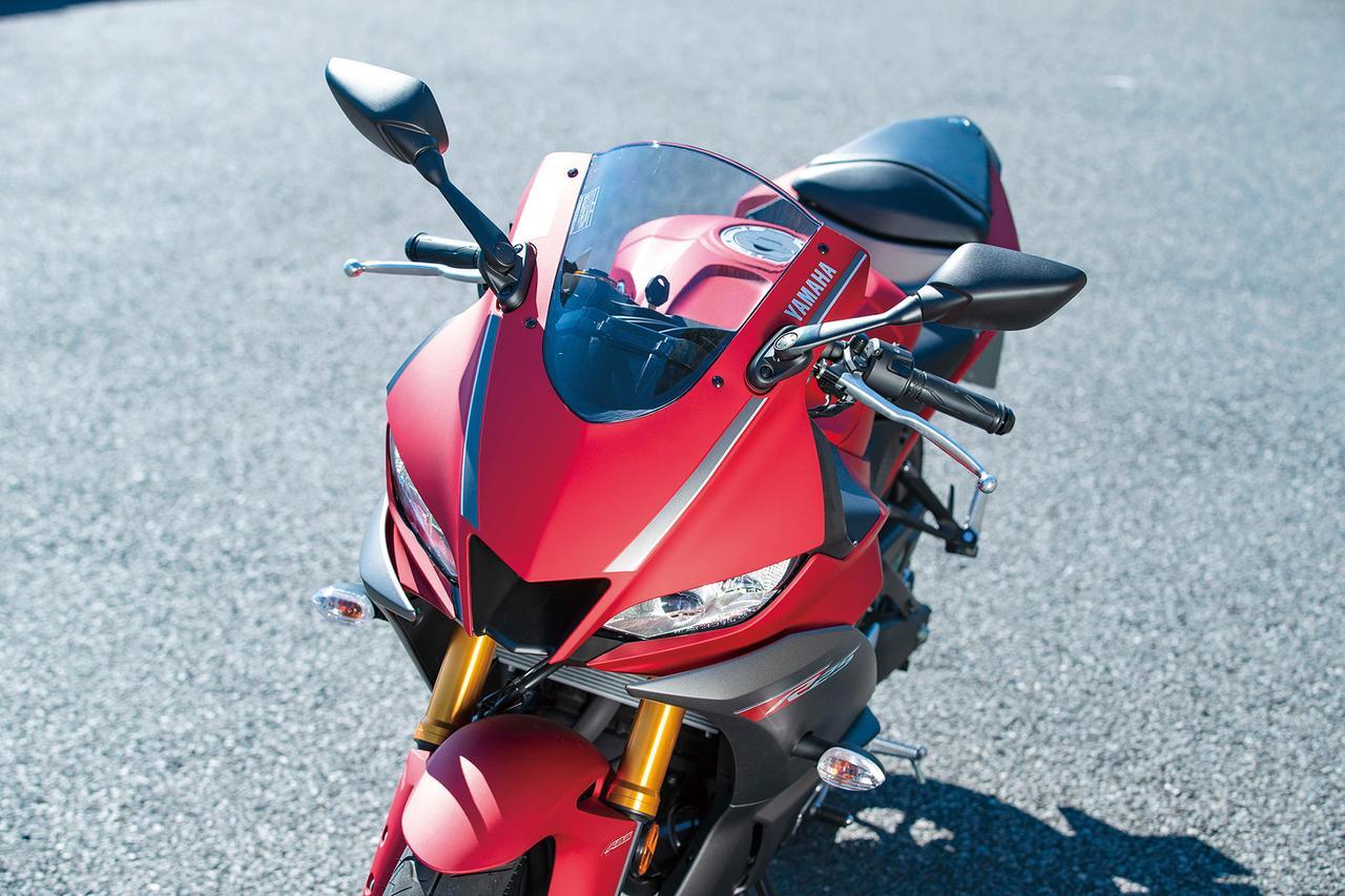 Images : 1番目の画像 - 「【比較試乗】新型R25登場でますます充実!乗って楽しい本格スポーツ『NINJA250 / YZF-R25 / CBR250RR / GSX250R』」のアルバム - webオートバイ