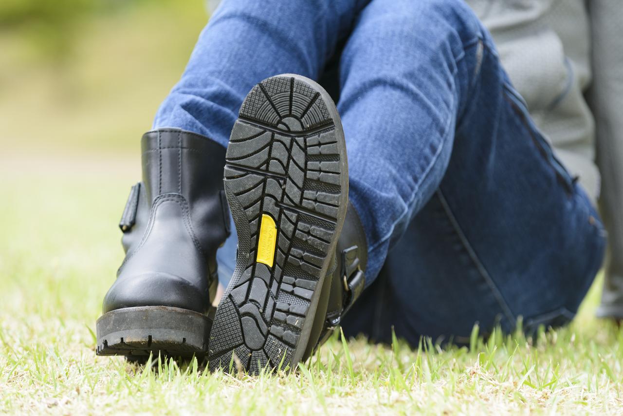 画像3: ブーツ「EG-BLACK(A)」税別24,800円