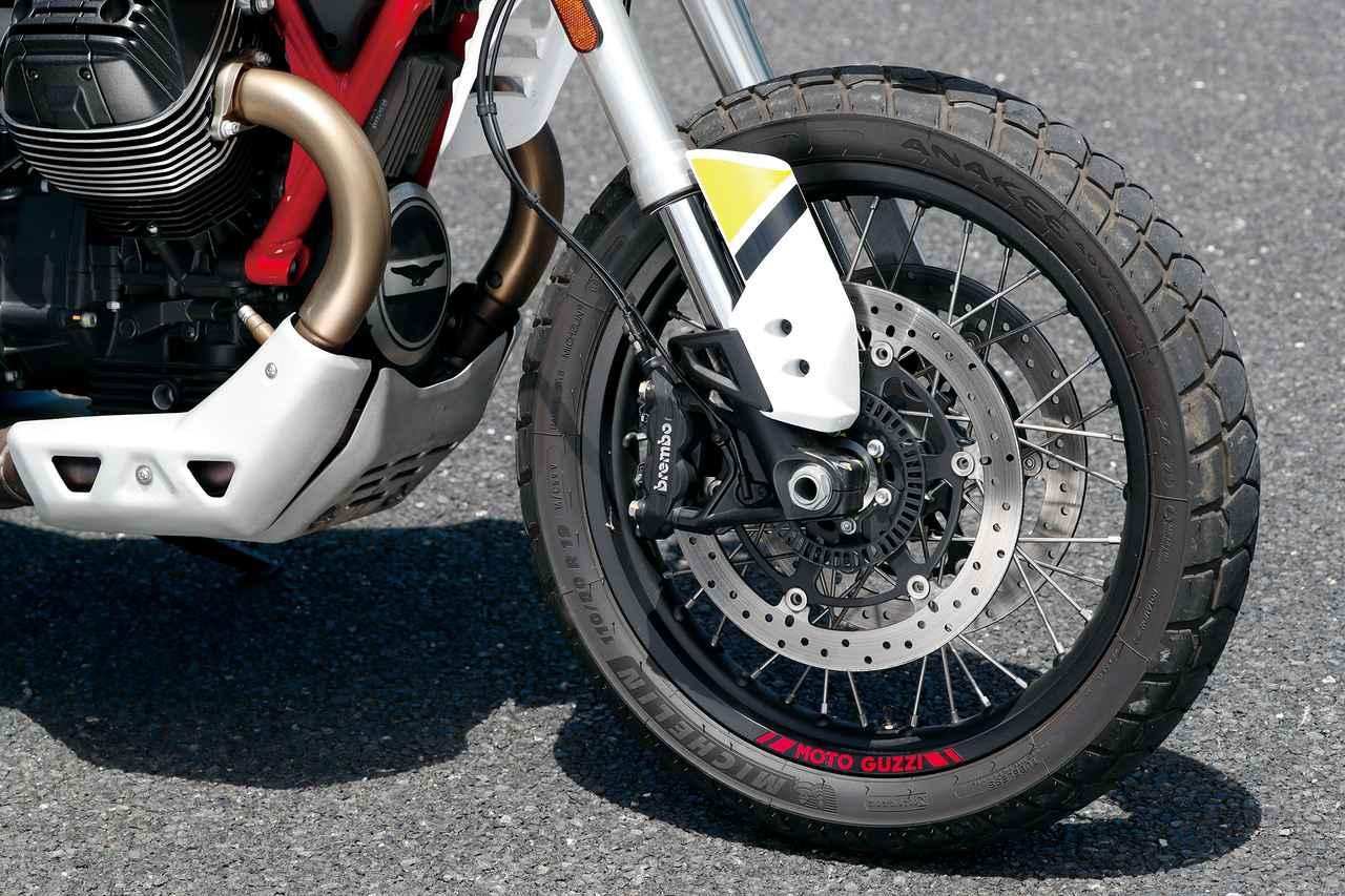 Images : 5番目の画像 - 「伝統の縦置きVツインが生み出すアドベンチャーの新境地!『MOTO GUZZI V85TT』(2019年) #試乗インプレ」のアルバム - webオートバイ