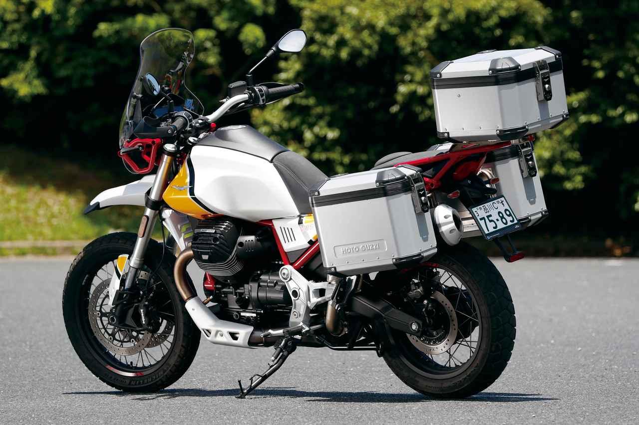 画像3: 快適な乗り心地と実用性を兼ね備えた好パッケージング