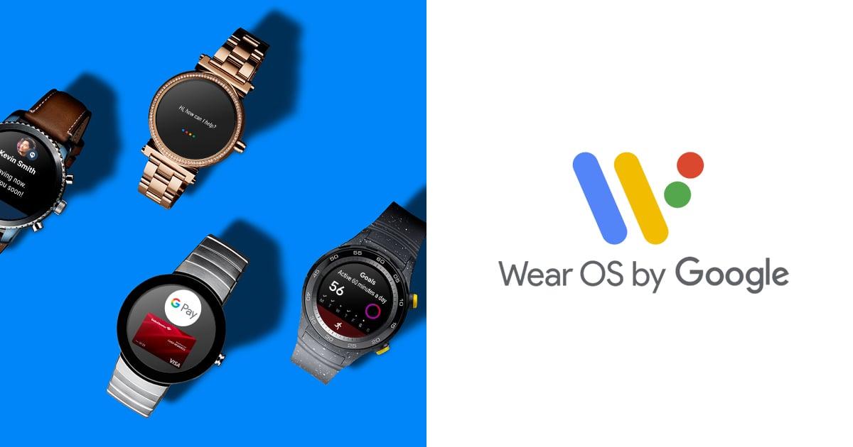 画像: Wear OS by Google Smartwatches