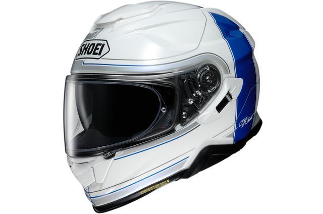 画像3: 【SHOEI】人気のインナーバイザー付きフルフェイスヘルメット「GT-AirⅡ」にグラフィックモデル〈CROSSBAR〉が登場!