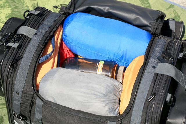 画像1: 荷物の入れ方のポイントは、簡潔にまとめると3つ!