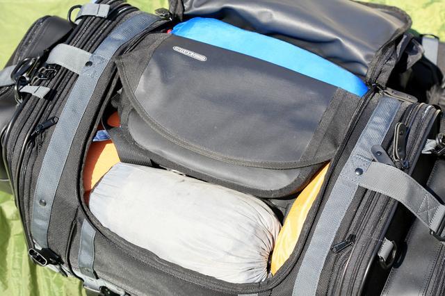 画像2: 荷物の入れ方のポイントは、簡潔にまとめると3つ!