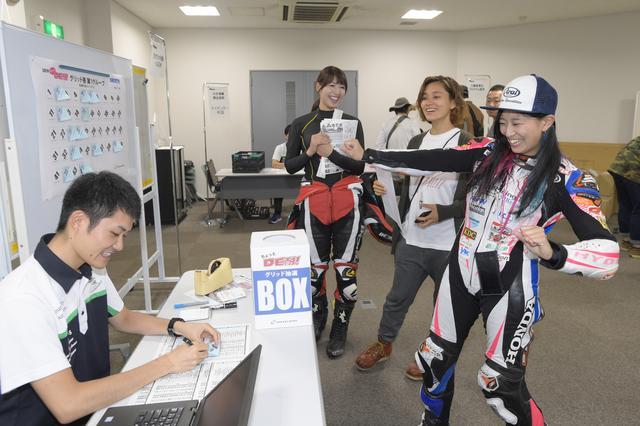 画像5: 【ちょっとDE耐!】Teamオートバイ女子部・練習走行フォトレポート
