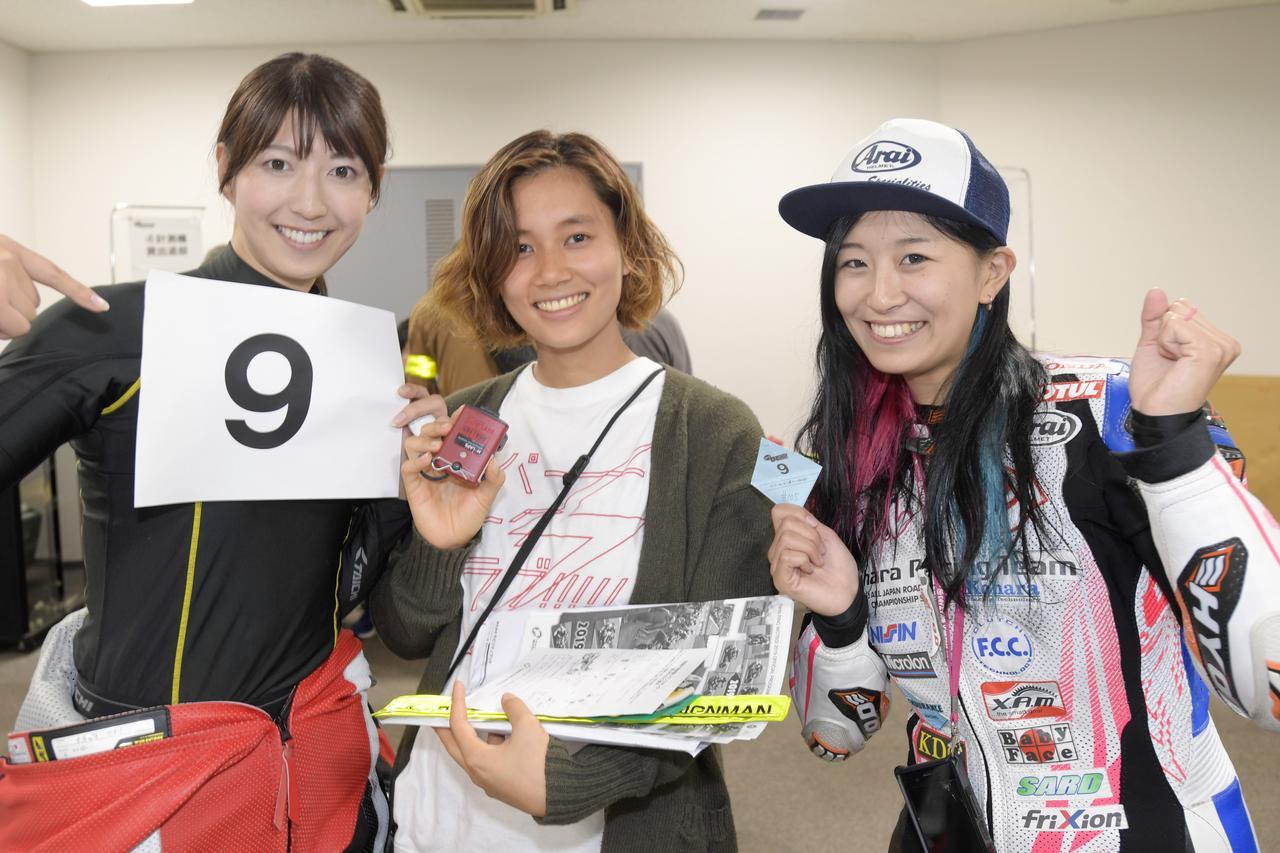 画像6: 【ちょっとDE耐!】Teamオートバイ女子部・練習走行フォトレポート