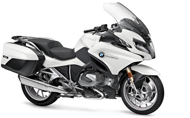 画像: BMW R1250RTにも採用。