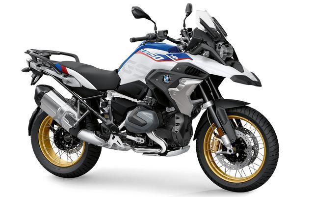 画像: BMW R1250GSに採用されている。