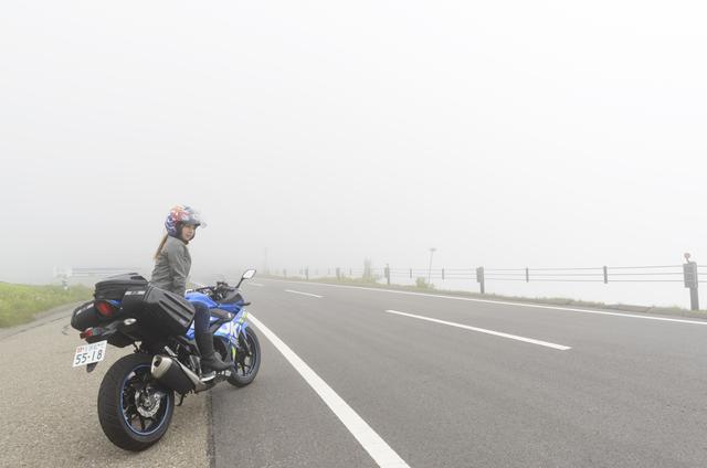 画像2: 日本国道最高地点に立つ!!