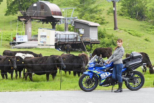 画像3: 最後の目的地は牧場だっ---!!!