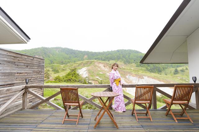 画像4: 標高1800mの高原にある宿〈万座ホテル聚楽〉