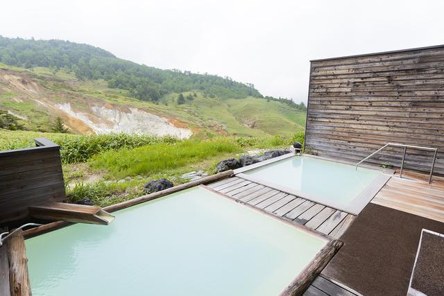 画像: 景色も最高な絶景露天風呂です!