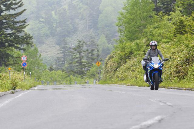 画像4: 日本国道最高地点に立つ!!