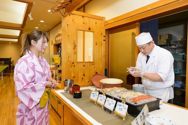 画像: 群馬県の最高級ニジマス「ギンヒカリ」も! 初めて食べたけど美味しいっ!!