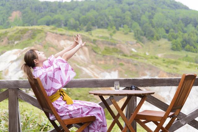 画像5: 標高1800mの高原にある宿〈万座ホテル聚楽〉