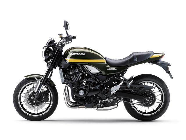 画像2: カワサキが「Z900RS」「Z900RS CAFE」の2020年モデルを早くも発表!