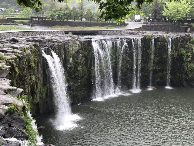 画像2: 原尻の滝(大分県豊後大野市)