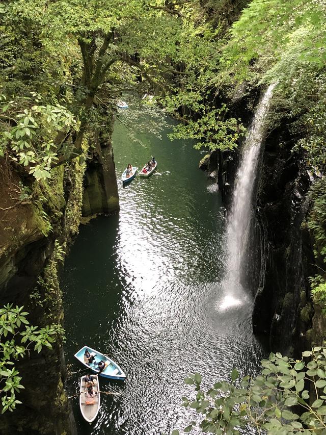 画像2: 高千穂峡(宮崎県西臼杵郡)