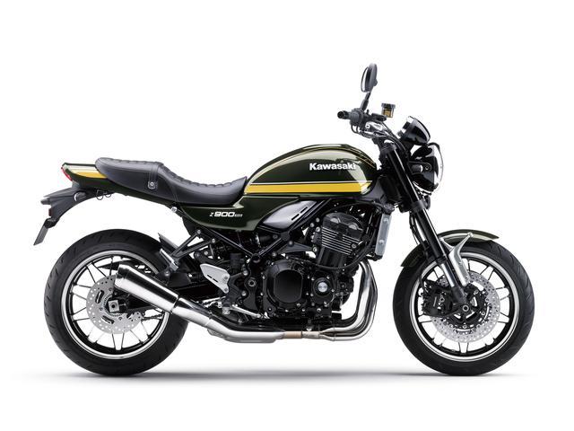 画像3: カワサキが「Z900RS」「Z900RS CAFE」の2020年モデルを早くも発表!