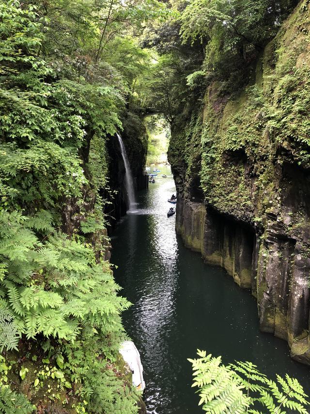 画像1: 高千穂峡(宮崎県西臼杵郡)