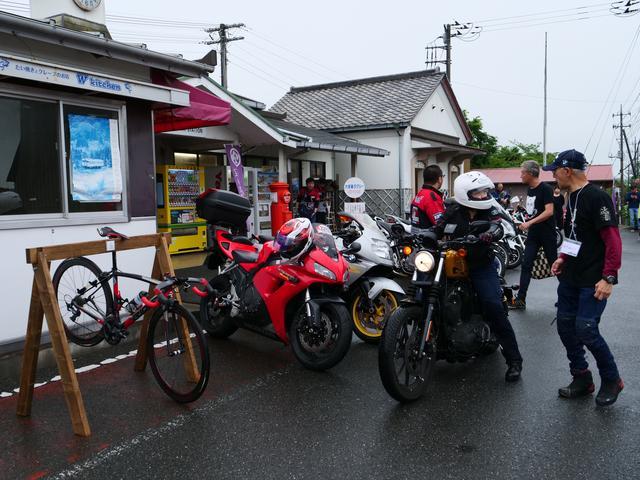 画像1: バイクでできる社会&地域貢献活動、その第一弾